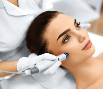 Microdermabrasion can help patients looking for anti-aging treatments