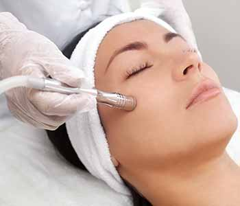 Dr. Shukla Rahul explains the skin benefits of microdermabrasion